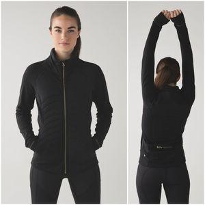 Lululemon Fleece Out Jacket Black